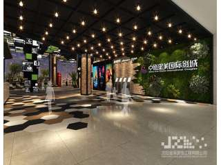 电影院装修设计效果图-娱乐空间